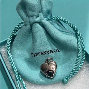 Authentic Tiffany & Co. Love Heart Locket